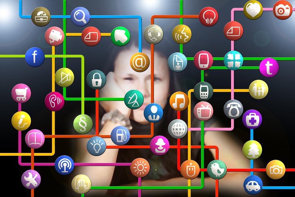 Sociala nätverk
